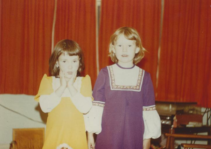1970s janet and louise